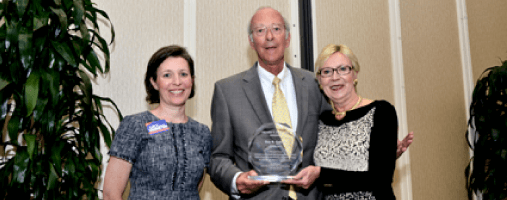 Guy R. Colson receives Fayette County Bar Association's 2018 Henry T. Duncan Award