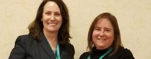 Tammy Smith Presented with The Kentucky Paralegal Association Founder's Award