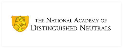 The National Academy Of Distinguished Neutrals Logo